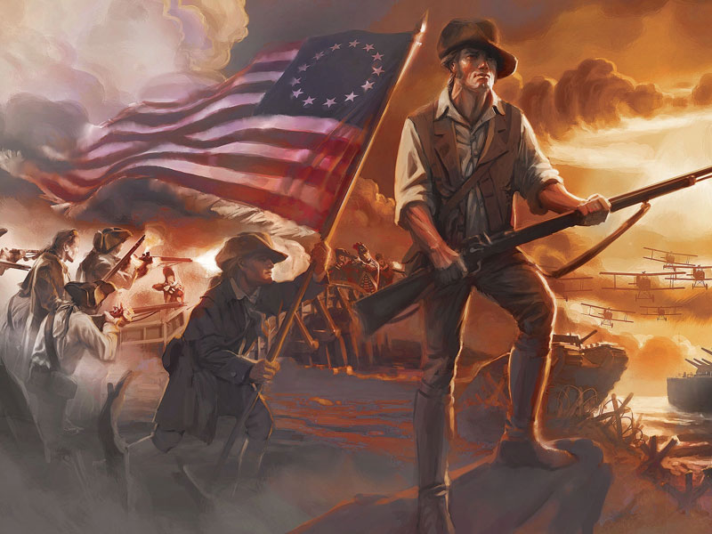 The Birth of Independence Day